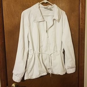 Kenneth Too! White jacket M